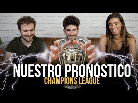 ADIVINAMOS EL GANADOR DE LA CHAMPIONS LEAGUE 2019/20