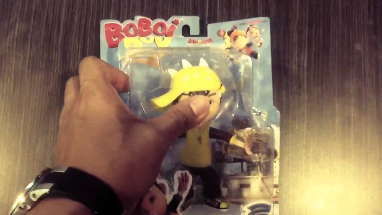 BoBoiBoy Angin Toys Review - Unboxing - YouTube e4dcfb6b54