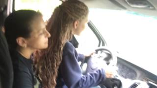 Уроки вождения в ато.