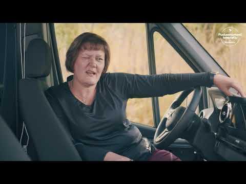 Retkeilyauto koiraharrastajalle video Hyötyajoneuvokeskus