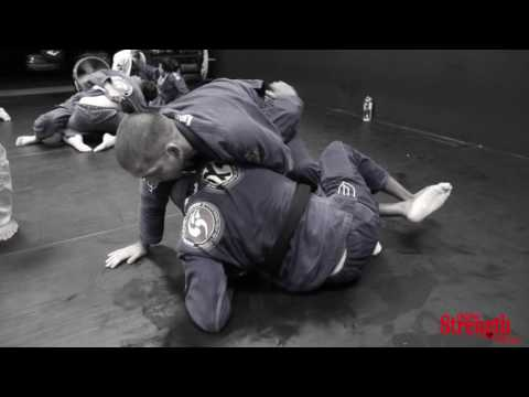 Soul Fighters BJJ Black Belt Roll: Formiga vs Marcus Antelante