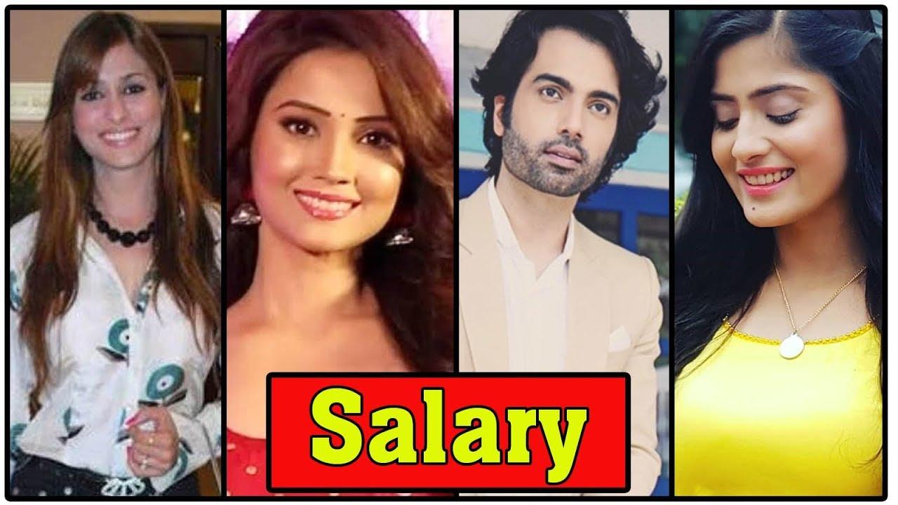 Per Day Salary Real Name & Age    Sitara    Color TV   