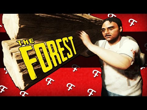 The Forest - Ep. 1: Finding Shelter! (CO-OP - Comedy Gaming)