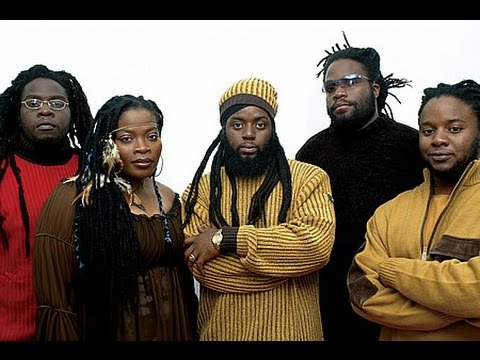 Morgan Heritage with Labour at Windsor Park