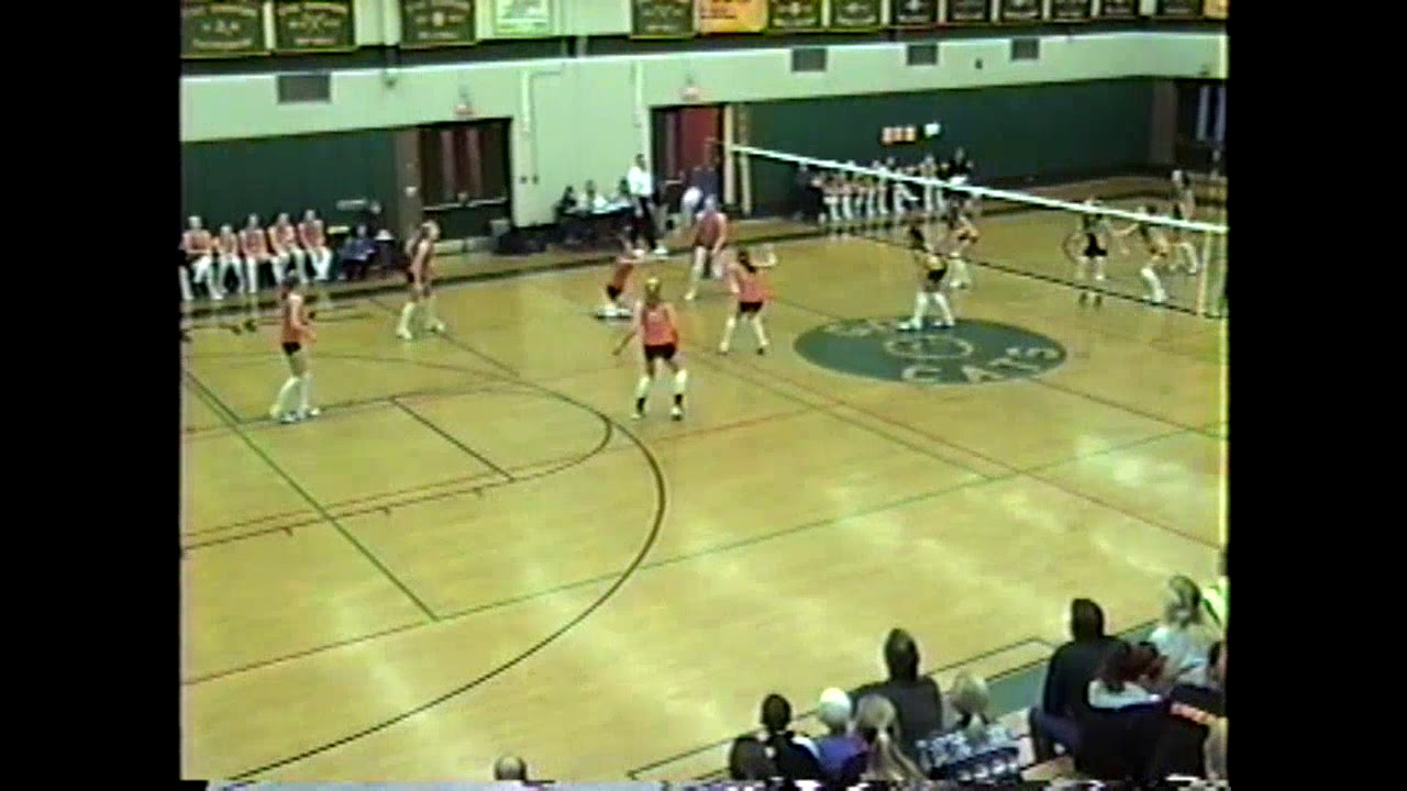 NAC - Plattsburgh Volleyball part one  1-17-07