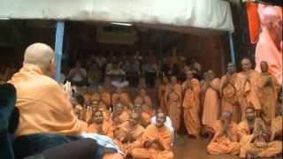 Guruhari Darshan 9 Sep 2012, Ahmedabad, India