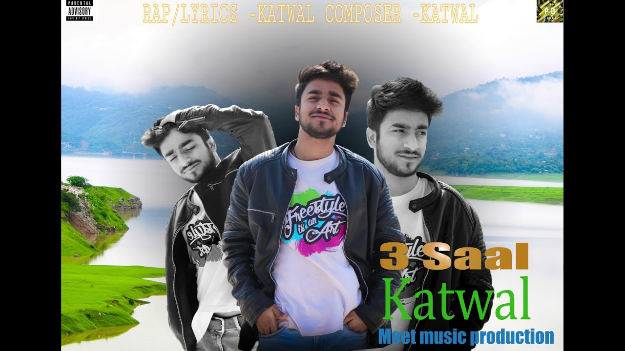 Katwal -3 Saal (Offical Audio) Mad in Love ~New Rap Song 2020