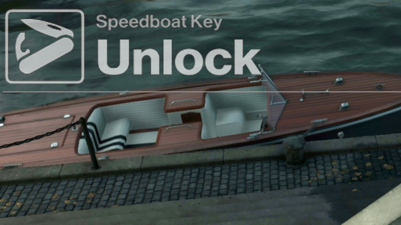 Hitman 2016 Item Pc Speedboat Key Paris Showstopper Youtube