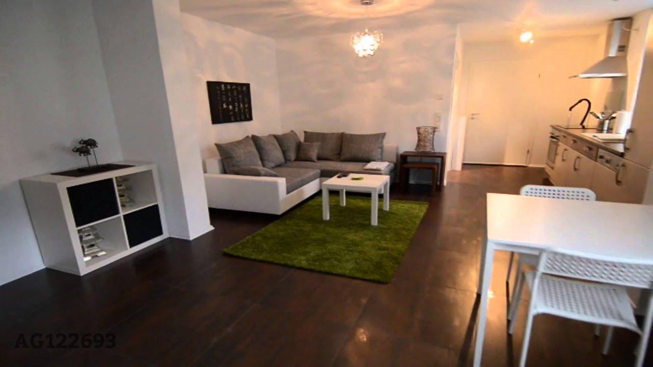 WE-122693 - moderne 2- Zimmer Wohnung in Lörrach, möbliert - YouTube