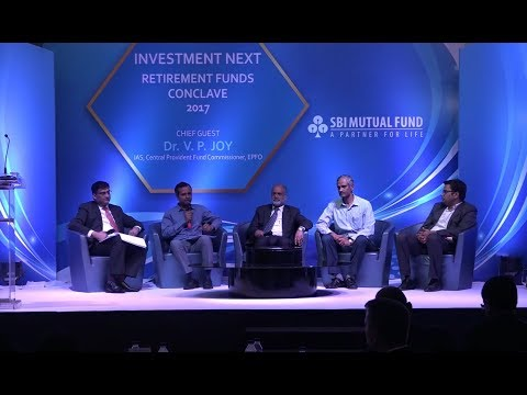 Sawal Jawab on Investment Next - Retirement Funds Conclave 2017