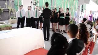 Nayru Pop Choir - Can't Help Falling In Love (Boda Victor & Raquel)