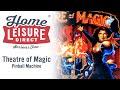 Theatre of Magic Pinball Machine (Bally 1995) (sold)
