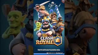 Играю в clash royale поднимаю кубки