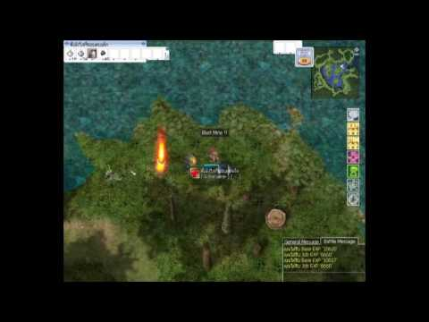 RO Thor Renewal Hunter Trap Leveling