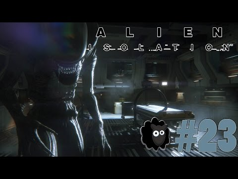 Alien: Isolation - Gameplay Walkthrough Part 23 - Restore Access To Distribution [PS4]