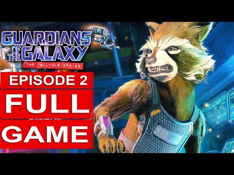 GUARDIANS OF THE GALAXY Telltale Episode 2 Gameplay Walkthrough Part 1 FULL GAME [1080p HD]