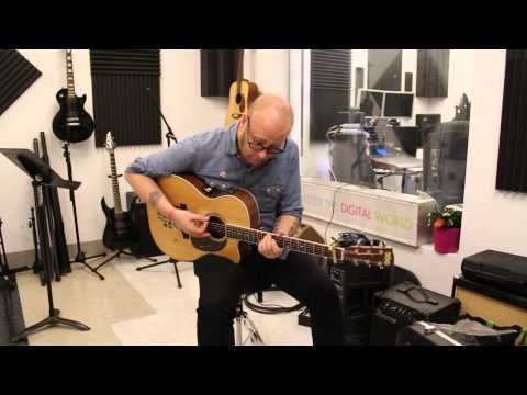 Mike Doughty Performs