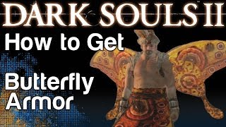 Moon Butterfly Armor Set Guide - Dark Souls 2 | WikiGameGuides
