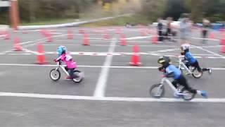 2017.11.19 4歳予選 ランニングバイク選手権 in 姫路セン