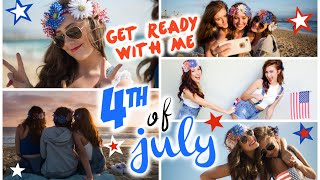 Get Ready With Me ☆ 4th Of July Edition!