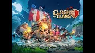 Clash Of Clans Oynuyorum taş Madenini Yaptırıyorum Neler olacak COC#1