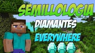 Semillas Seeds para Minecraft 1.8.1 #10  | SEMILLA MUCHOS DIAMANTES