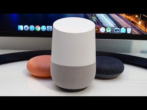 Google Home & Home Mini 2018 Review
