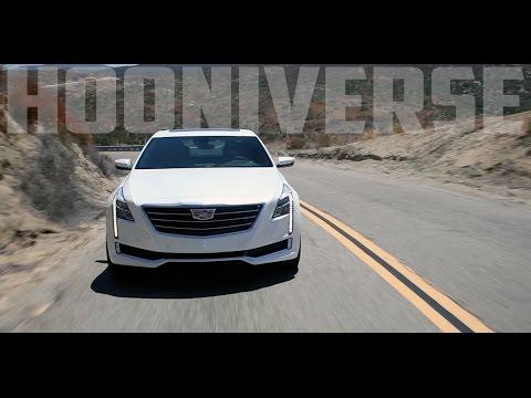 Cadillac CT6: A confused large luxury sports sedan