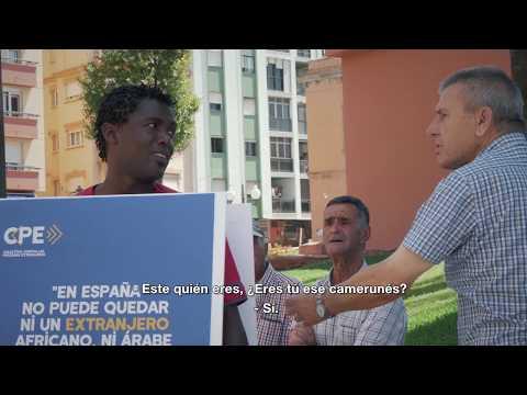 El racismo también existe en España