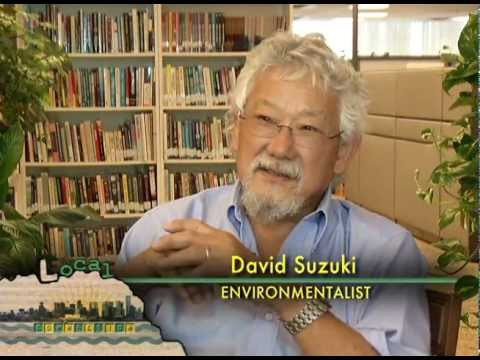 Local Connection interviews Dr. David Suzuki
