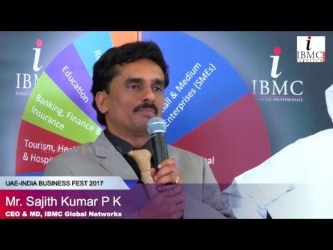 UAE - INDIA BUSINESS FEST 2017 [Session-II]