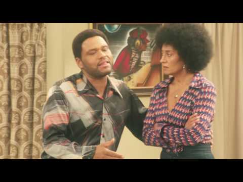 Black-ish - Behind the scenes of the Good Times season finale!
