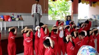 Sk Satria Jaya BDC stampin(pra-sekolah)