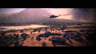 Air Conflicts: Vietnam (2013) HD | Рекламный трейлер PS3 версии