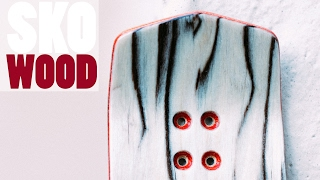 Skowood Fingerboards Poland - Triangle Nose Cruiser Fingerboard Deck - Product Blog thumbnail