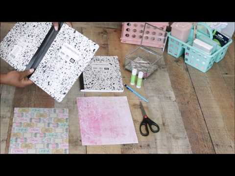 dollar-tree-diy-composition-notebook:-easy-back-to-school-projects