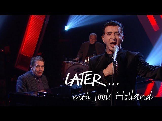 Marc Almond and Jools Holland perform Mercedes 600 on Later… with Jools