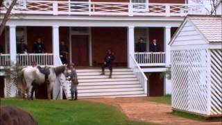 Appomattox Lee Surrender Reenactment April 9, 2015