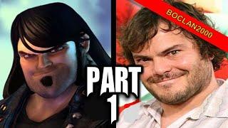 Brütal Legend Walkthrough Part 1 - Jack Black Game (PS3)