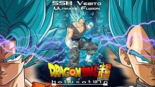 DBS: SSB Vegito (Ultimate Fusion) - HalusaTwin