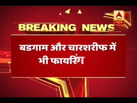 Stone pelting, firing in Srinagar during voting for by-polls