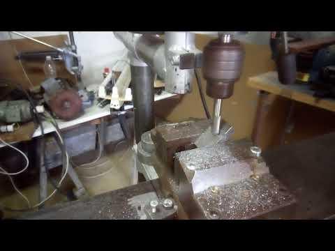 glodalica za metal br.2 , diy milling machine no. 2