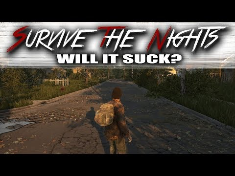 Survive The Nights | The Next Big Survival Game? Or Another Flop?