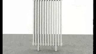 PGE, Ready-for-use floor standing brackets for column radiators(Foot PGE painted white for column radiators, 3 to 6 columns Standfuß PGE lackiert weiß für Röhrenheizkörper, 3 bis 6 Säuler Piedino PGE verniciato bianco per ..., 2013-01-06T12:56:35.000Z)