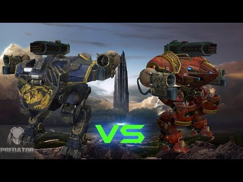 LANCELOT VS DESCEND ROBOT | WHICH IS BETTER? | War Robots