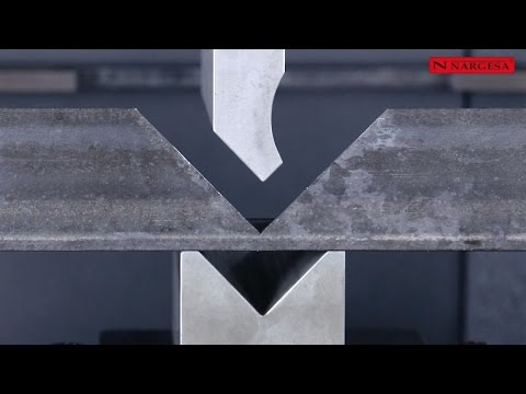 HOW TO MAKE SEVERAL PARTS WITH THE HYDRAULIC PRESS MACHINE N