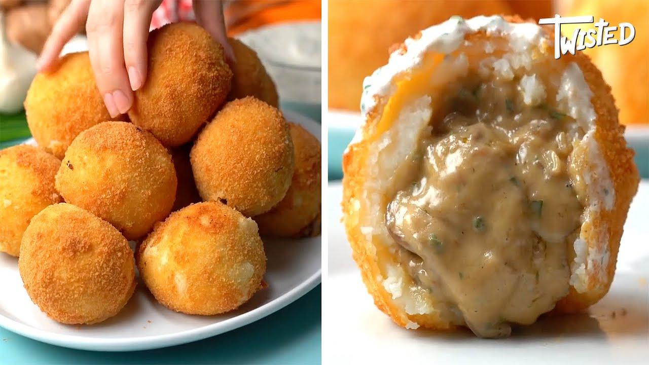 5 Cheesy Mash Recipes