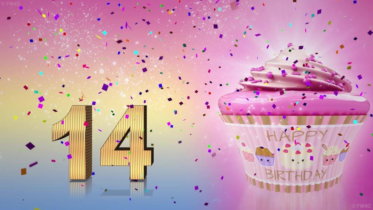 Einladungskarten 14 Geburtstag