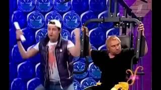 Нагиев Жгет! трэш в фитнес клубе! Бомба 2017 ! Comedy Club