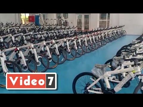 وزير الرياضة: توفير دراجات بمواتير في المستقبل  - 11:00-2020 / 7 / 15